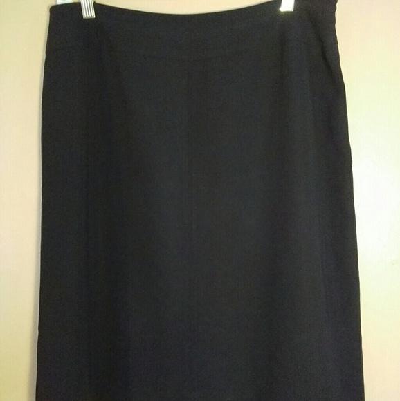 Style & Co Dresses & Skirts - Style & Co 12 Black Skirt